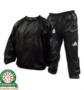 Adidas Sauna Suit - Black