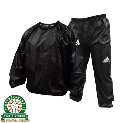 Adidas Sauna Suit - Black