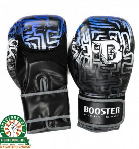 Booster Labyrint Thai Boxing Gloves - Blue