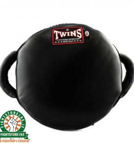 Twins Leather Punch Cushion