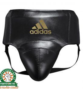 Adidas AdiStar Pro Groin Guard - Black/Gold