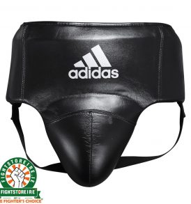 Adidas AdiStar Pro Groin Guard - Black/White