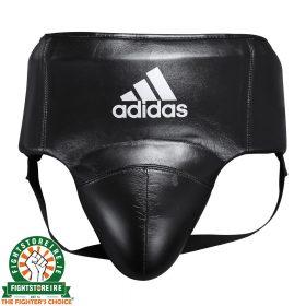 Adidas AdiStar Pro Groin Guard - Black/White