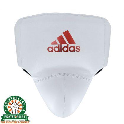 Adidas AdiStar Pro Groin Guard - White/Red