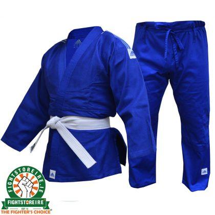 Adidas Club Judo Uniform - Blue