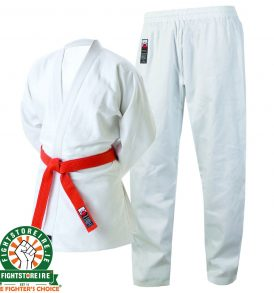 Cimac Student Judo Uniform - White 250g