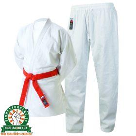 Cimac Student Judo Uniform - White 250g