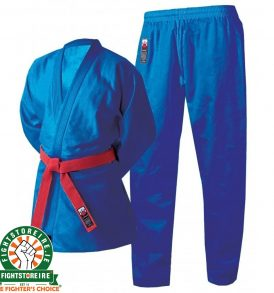 Cimac Student Judo Uniform in Blue