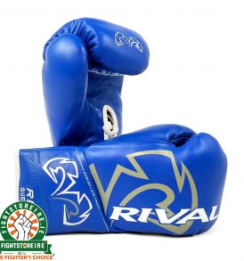 Rival RFX-Guerrero Pro Fight Gloves - HDE-F - Blue