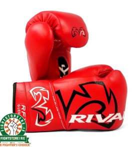 Rival RFX-Guerrero Pro Fight Gloves - HDE-F - Red