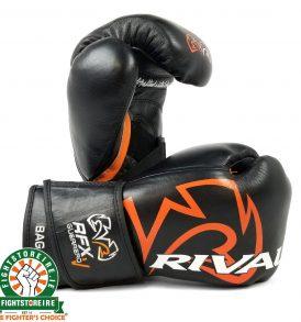 Rival RFX Guerrero V Bag Gloves - HDE-F - Black/Orange