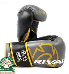 Rival RFX Guerrero V Bag Gloves - HDE-F - Grey/Gold
