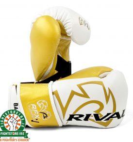 Rival RFX Guerrero V Bag Gloves - HDE-F - White/Gold