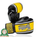Fightlab Signature Series Muay Thai Gloves - Yellow | Fightstore IRE