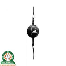 Adidas Leather Double End PRO Speed Ball - Black