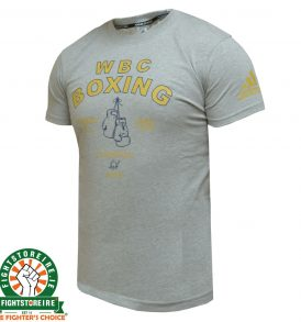 Adidas WBC Boxing T-Shirt - Grey