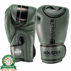 Booster DOMINANCE 3 Boxing Gloves - Olive Green