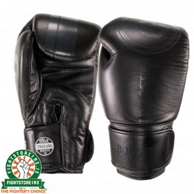 Booster DOMINANCE 4 Boxing Gloves - Black