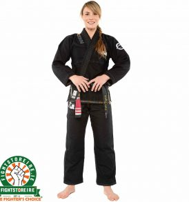 Fuji Sports Womens Sekai 2.0 BJJ Gi - Black