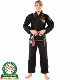Fuji Sports Womens Sekai 2.0 BJJ Gi - Black