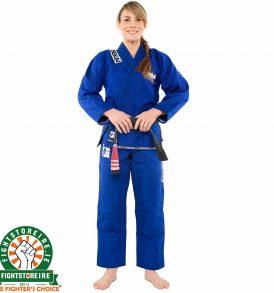Fuji Sports Womens Sekai 2.0 BJJ Gi - Blue