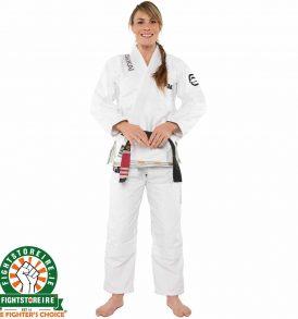 Fuji Sports Womens Sekai 2.0 BJJ Gi - White