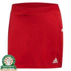 Adidas Skort Female - Red