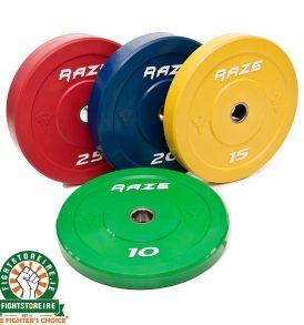 RAZE Premium Solid Rubber Plates