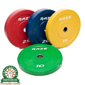 RAZE Shadow Series Solid Rubber Plates
