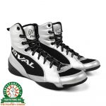 Rival RSX GUERRERO Deluxe Boxing Boots - Silver