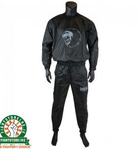 Super Pro Combat Gear Sweat Suit - Black/White