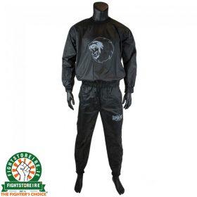 Super Pro Combat Gear Sweat Suit - Black/White
