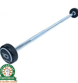 Jordan Premium Rubber Barbells (Straight Bars)