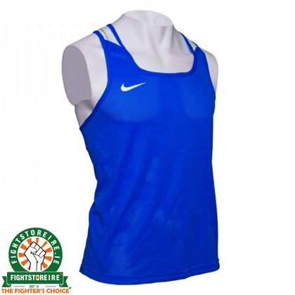 Nike Competition Boxing Vest - Blue