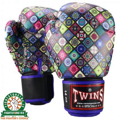 Twins Fantasy 5 Thai Boxing Gloves - Mozaiek