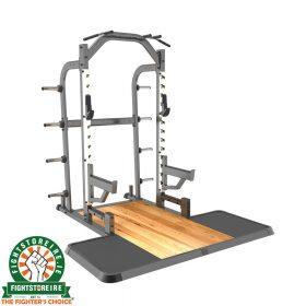 RAZE Premium Half Rack Integrated Platform