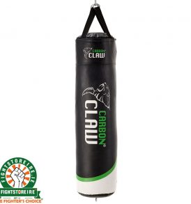 Carbon Claw 4ft Leather Grain Punch Bag