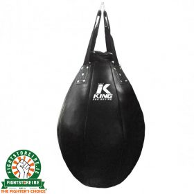 King Empty Teardrop Bag