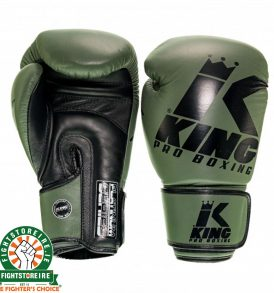 King Pro Boxing Platinum 3 Boxing Gloves