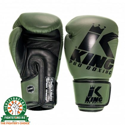 King Pro Boxing Platinum 3 Boxing Gloves
