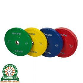 RAZE R-Sport Solid Rubber Plates - Coloured