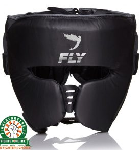 Fly GLADIATOR Head Guard - Black