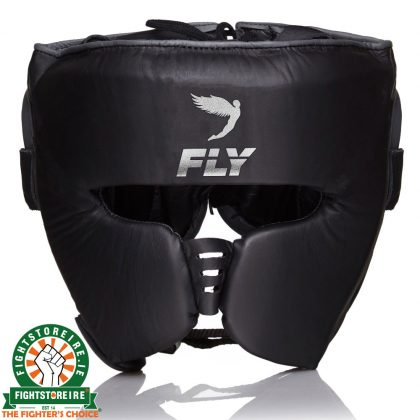 Fly GLADIATOR Head Guard - Black