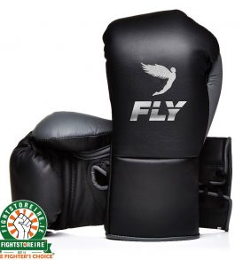 Fly Halcyon Professional Fight Gloves - Black
