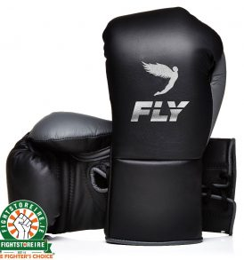 Fly Kyo Professional Fight Gloves - Black