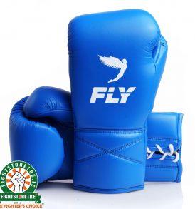 Fly Superlace X Training Gloves - Blue