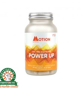 Motion Nutrition Power Up: Day Time Nootropic (60 Cap)