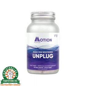 Motion Nutrition Unplug: Night Time Nootropic (60 Cap)