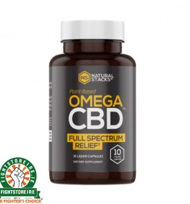Natural Stacks Omega CBD - 30 Cap