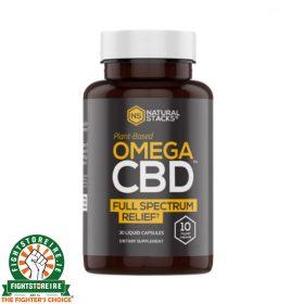 Natural Stacks Omega CBD - 30 Cap